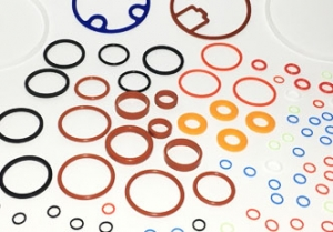 O ring silicone rubber parts for various applications