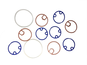 o形環、迫緊、墊圈